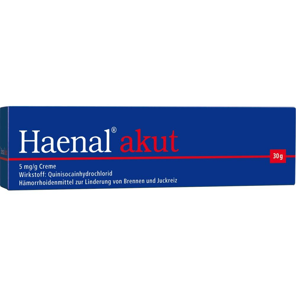 HAENAL akut Creme