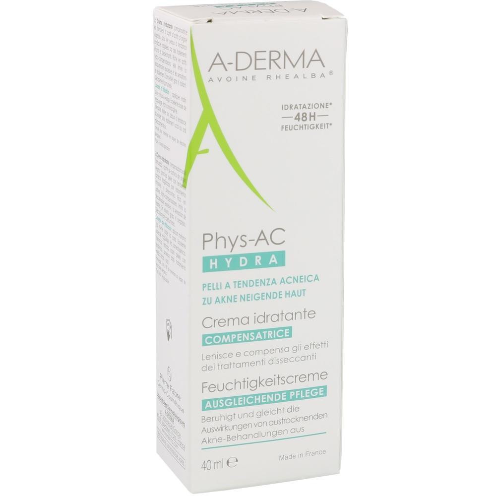 A-DERMA Phys-AC Hydra Feuchtigkeitscreme