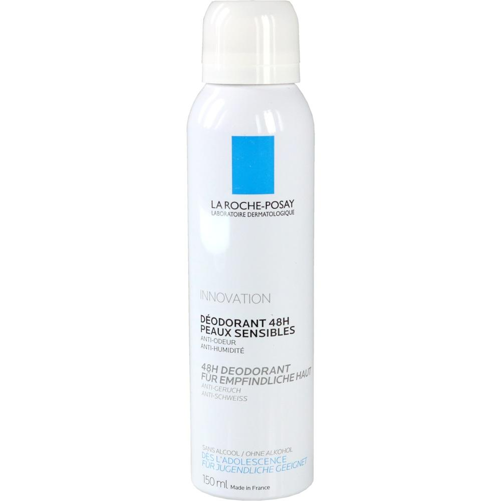 ROCHE-POSAY empfindliche Haut Deodorant 48h Spray