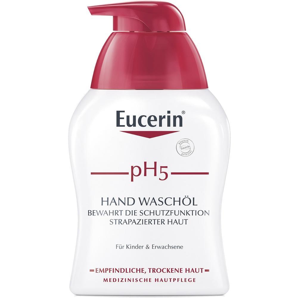 EUCERIN pH5 Hand Waschöl empfindliche Haut