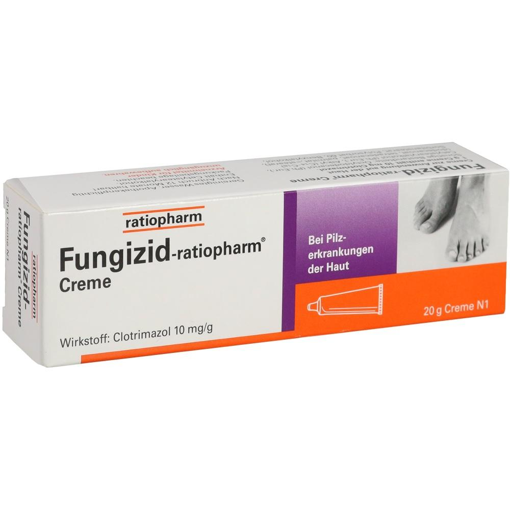 FUNGIZID-ratiopharm Creme