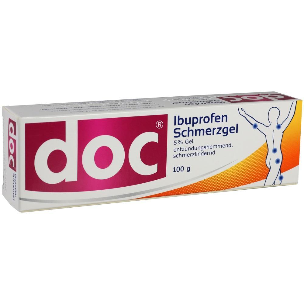DOC IBUPROFEN Schmerzgel 5%