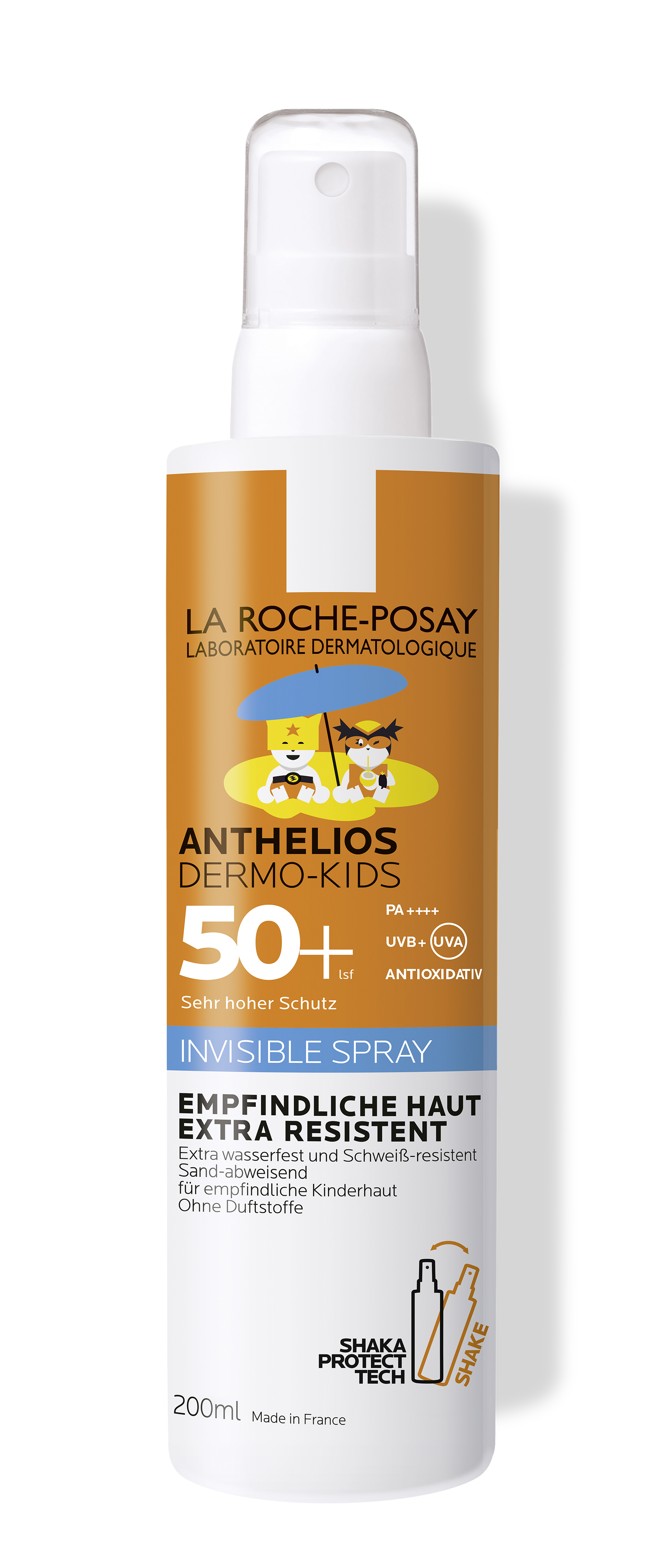 ROCHE-POSAY Anthelios Invisible Dermo-Kids LSF 50+
