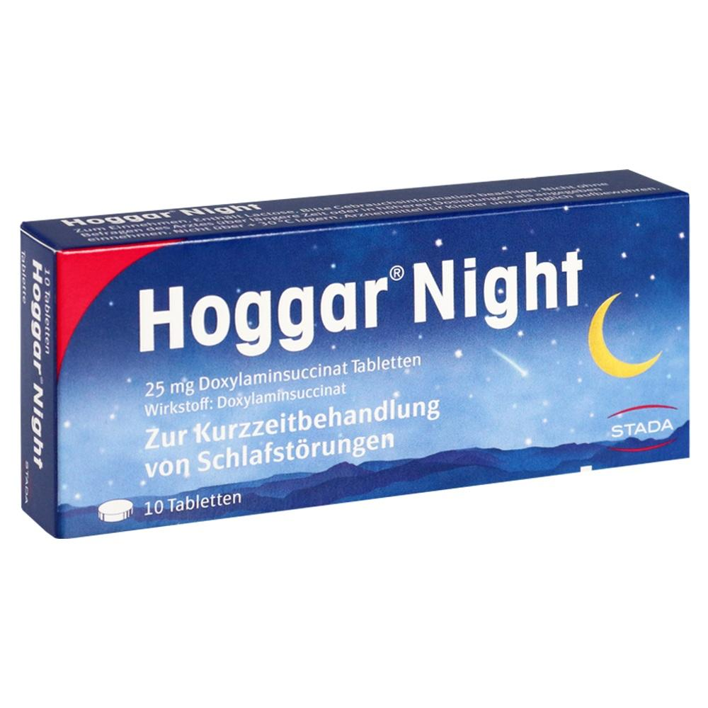 HOGGAR Night Tabletten