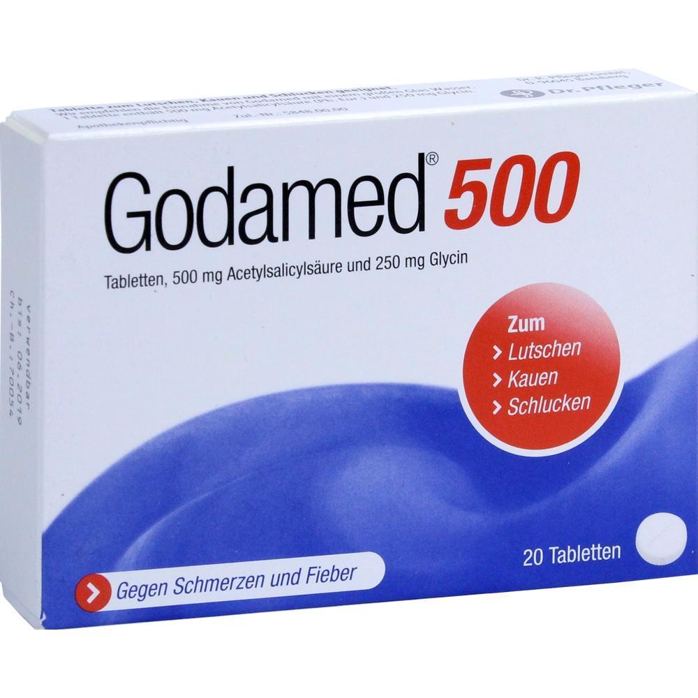 GODAMED 500 Tabletten