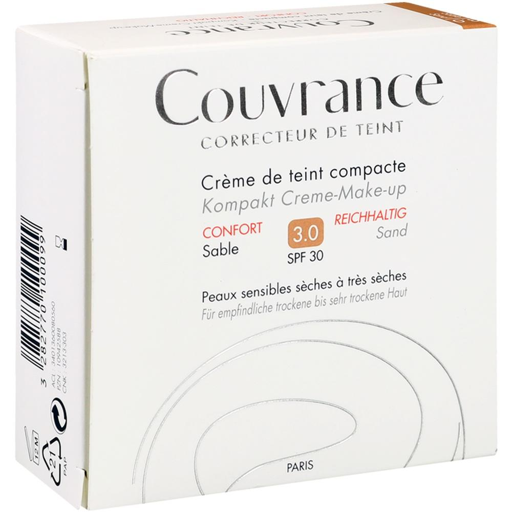 AVENE Couvrance Kompakt Cr.-Make-up reich.sand 3.0