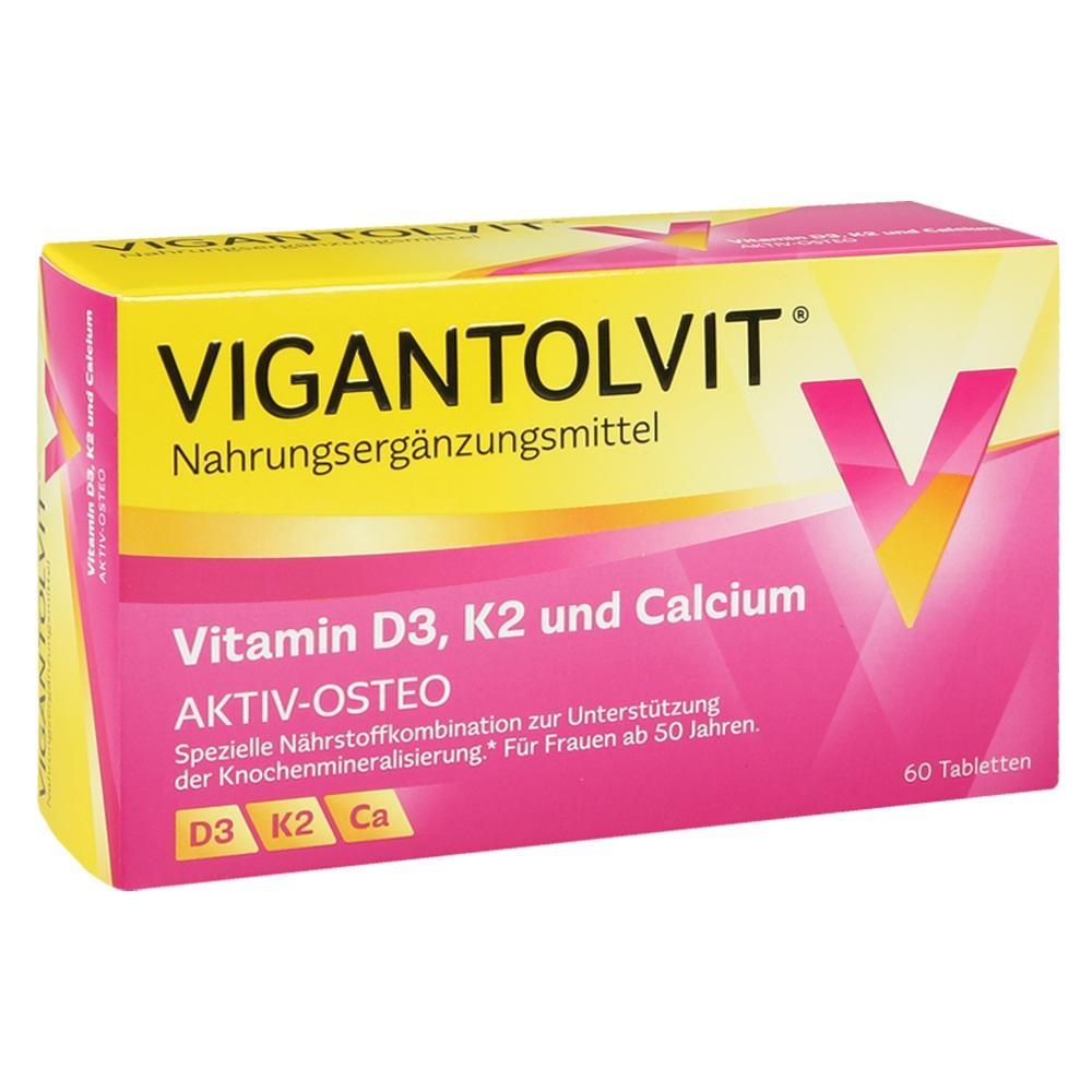 VIGANTOLVIT Vitamin D3 K2 Calcium Filmtabletten