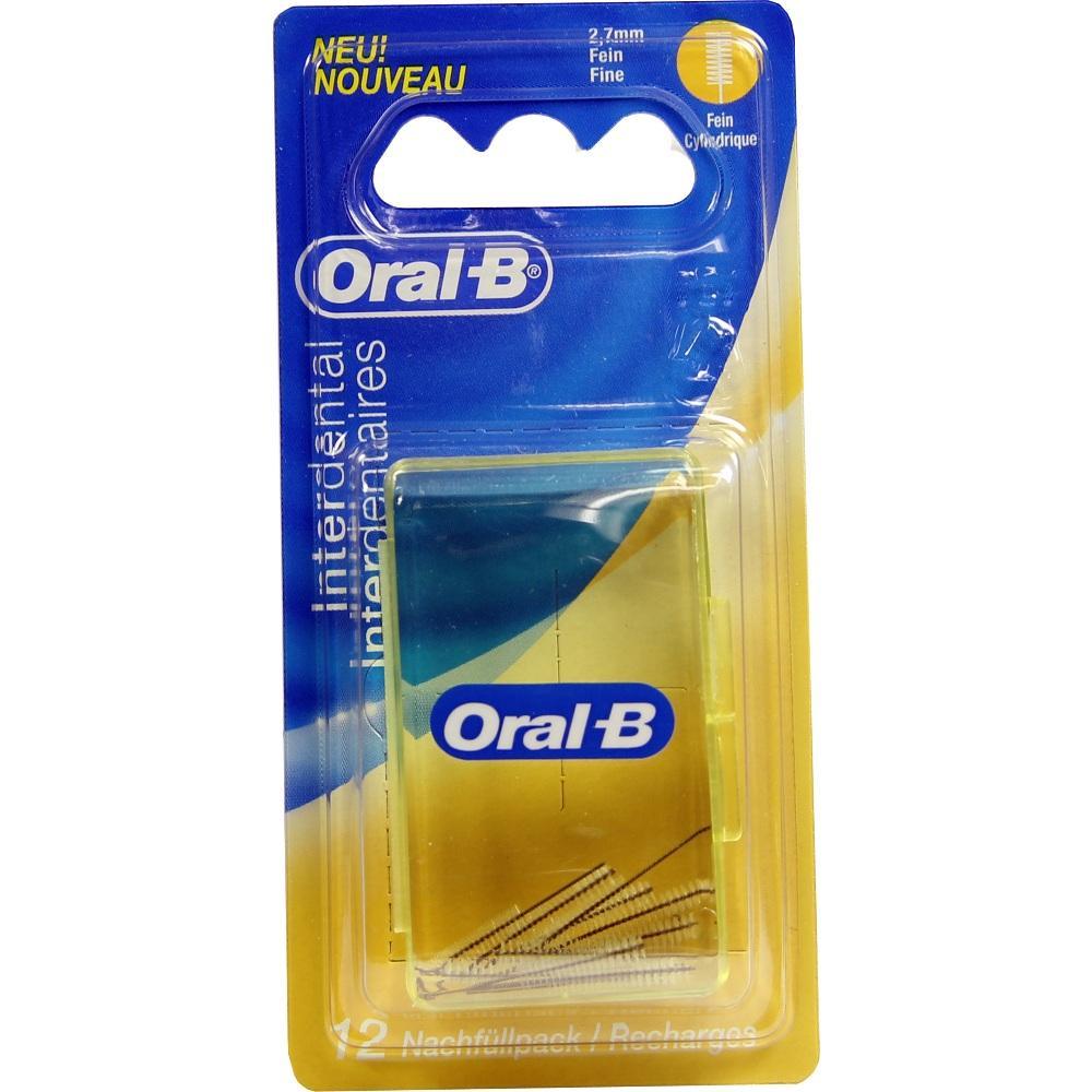 ORAL B Interdentalbürsten NF fein 2,7 mm