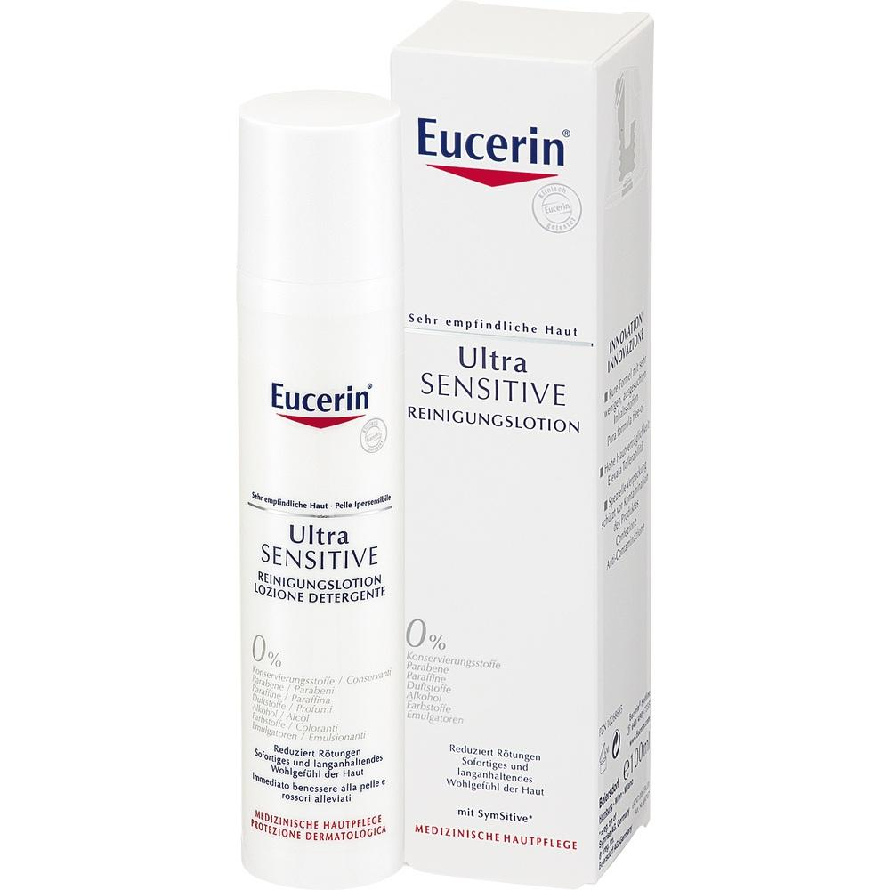EUCERIN SEH UltraSensitive Reinigungslotion