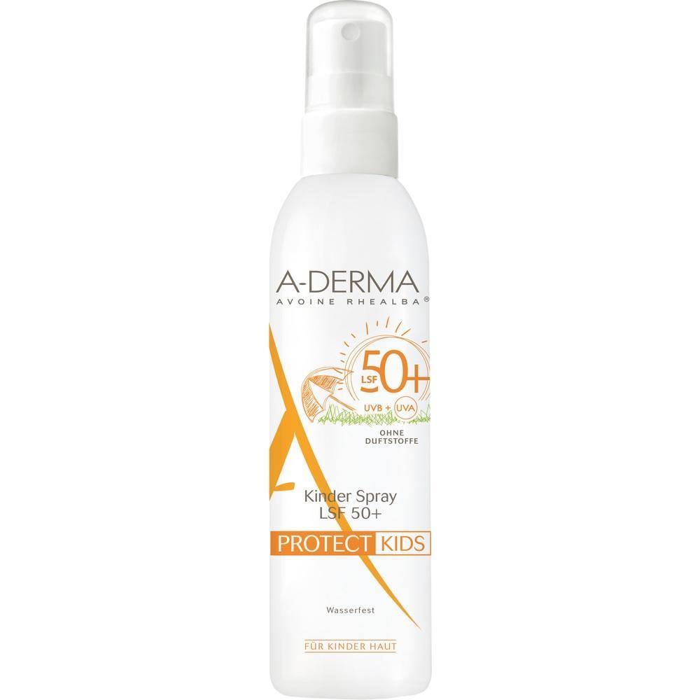 A-DERMA PROTECT SPF 50+ KIDS Spray
