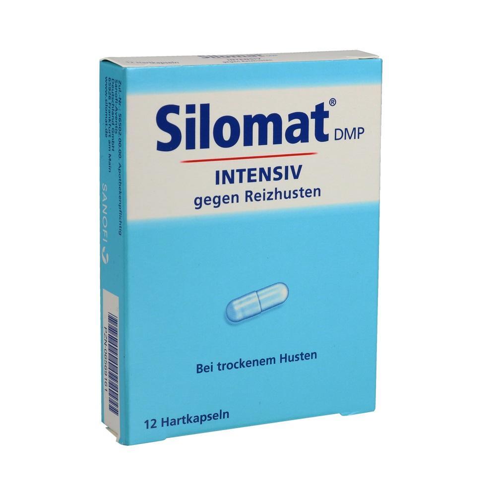 SILOMAT DMP intensiv gegen Reizhusten Hartkapseln