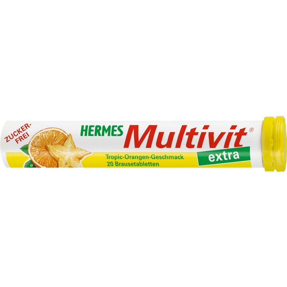 HERMES Multivit extra Brausetabletten