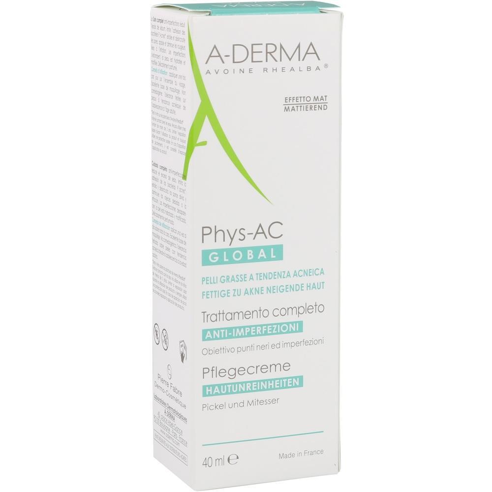 A-DERMA Phys-AC GLOBAL Pflegecreme