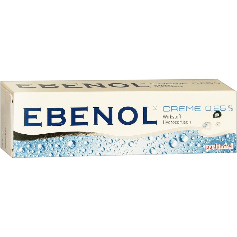 EBENOL 0,25% Creme