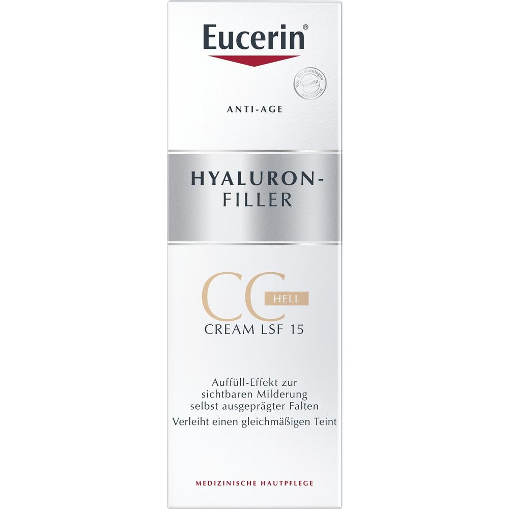 EUCERIN Anti-Age HYALURON-FILLER CC Cream hell