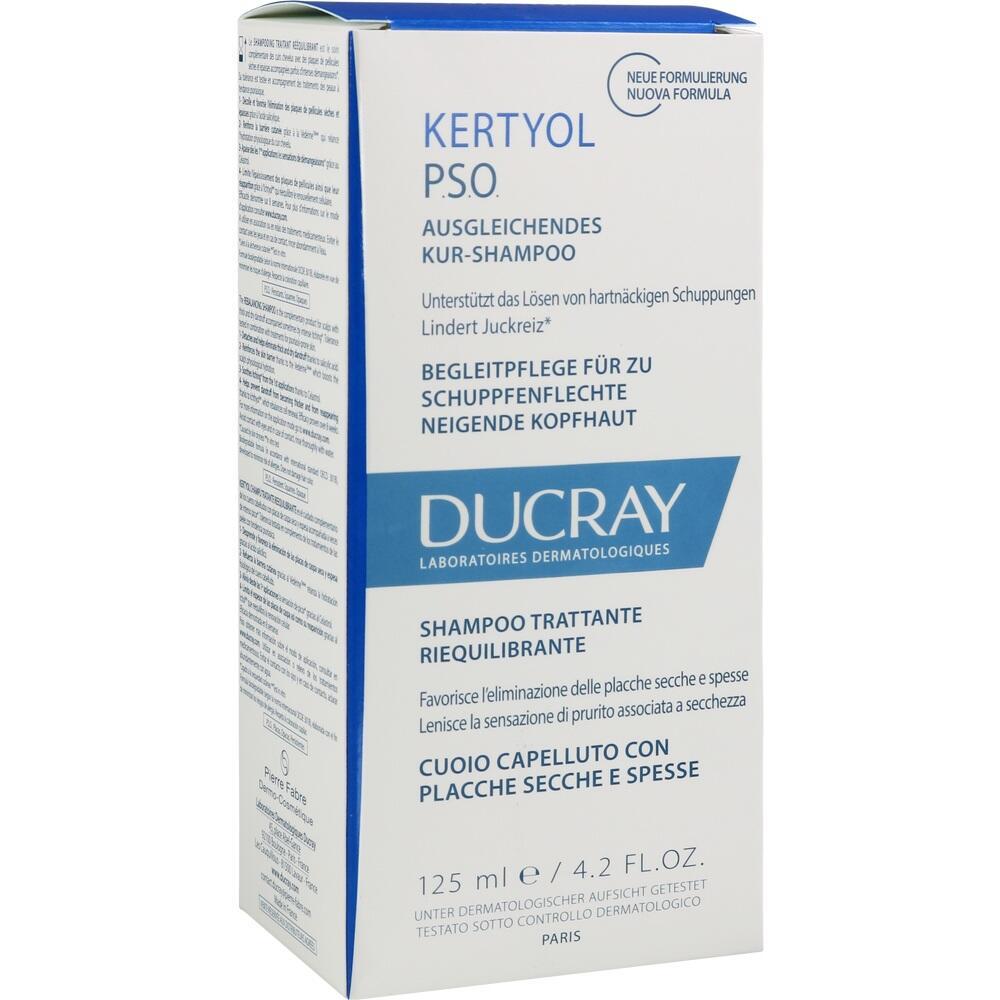 DUCRAY KERTYOL PSO Shampoo Kur