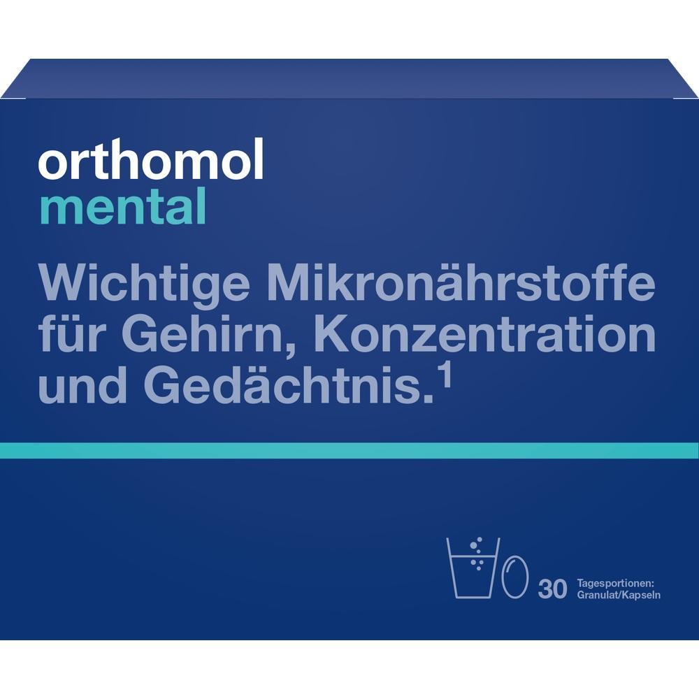 ORTHOMOL mental Granulat
