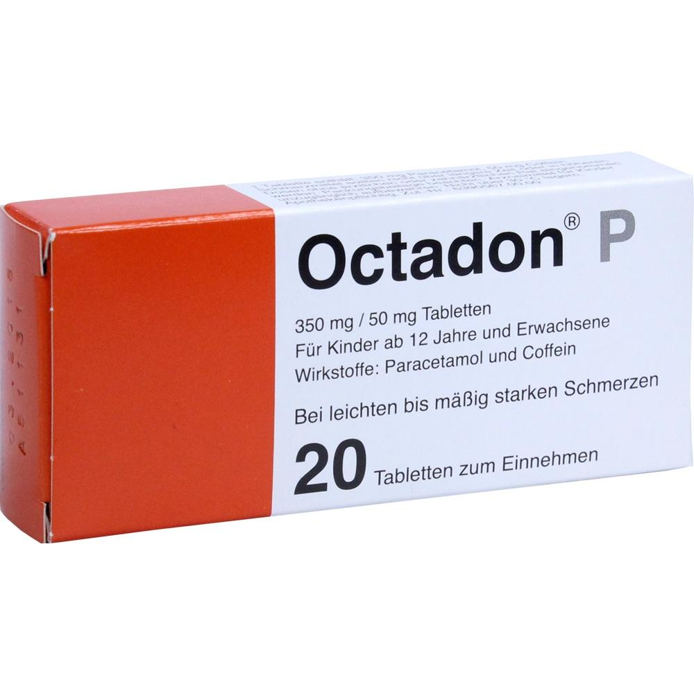 OCTADON P Tabletten