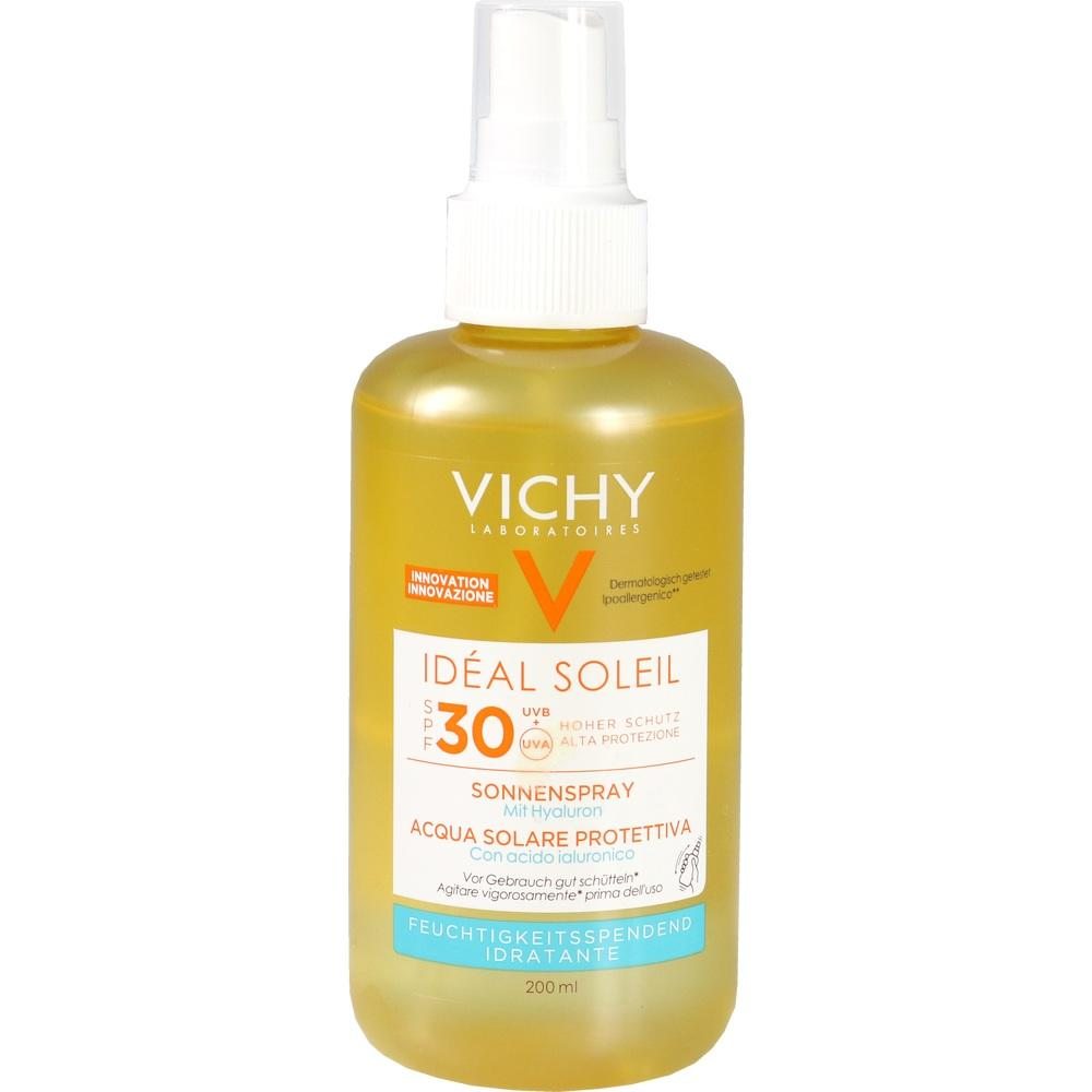 VICHY IDEAL Soleil Sonnenspray+Hyaluron LSF 30