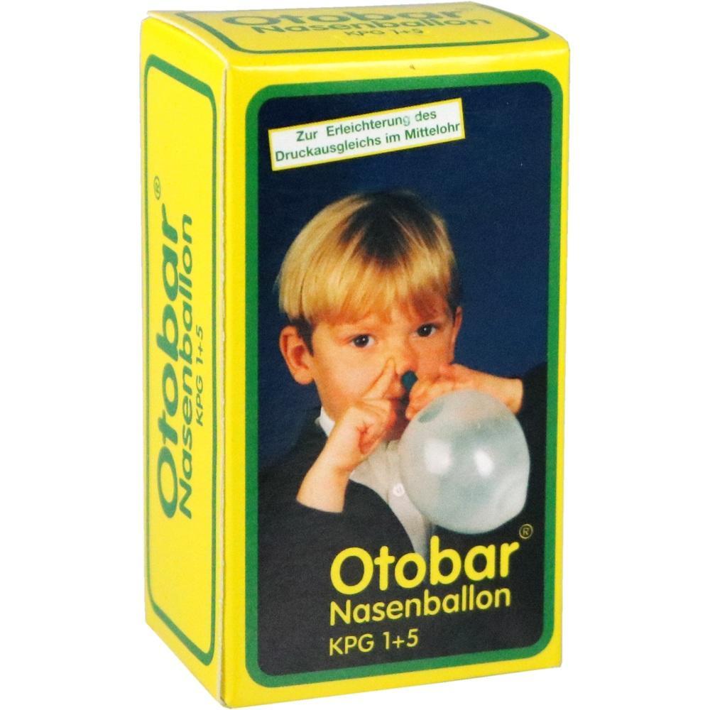 OTOBAR Nasenballon Kombipckg. 1+5