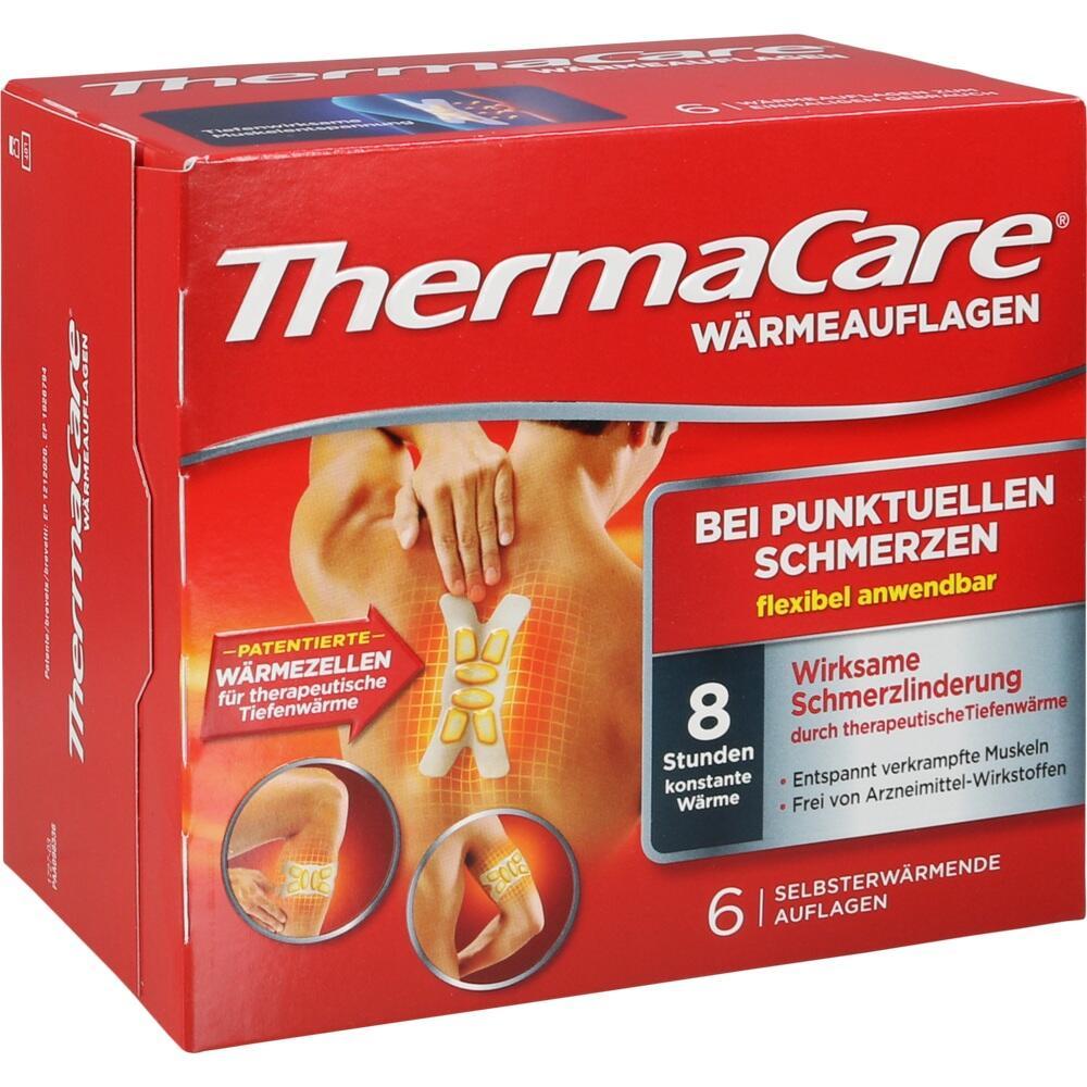 THERMACARE Wärmeauflagen bei punktuellen Schmerzen