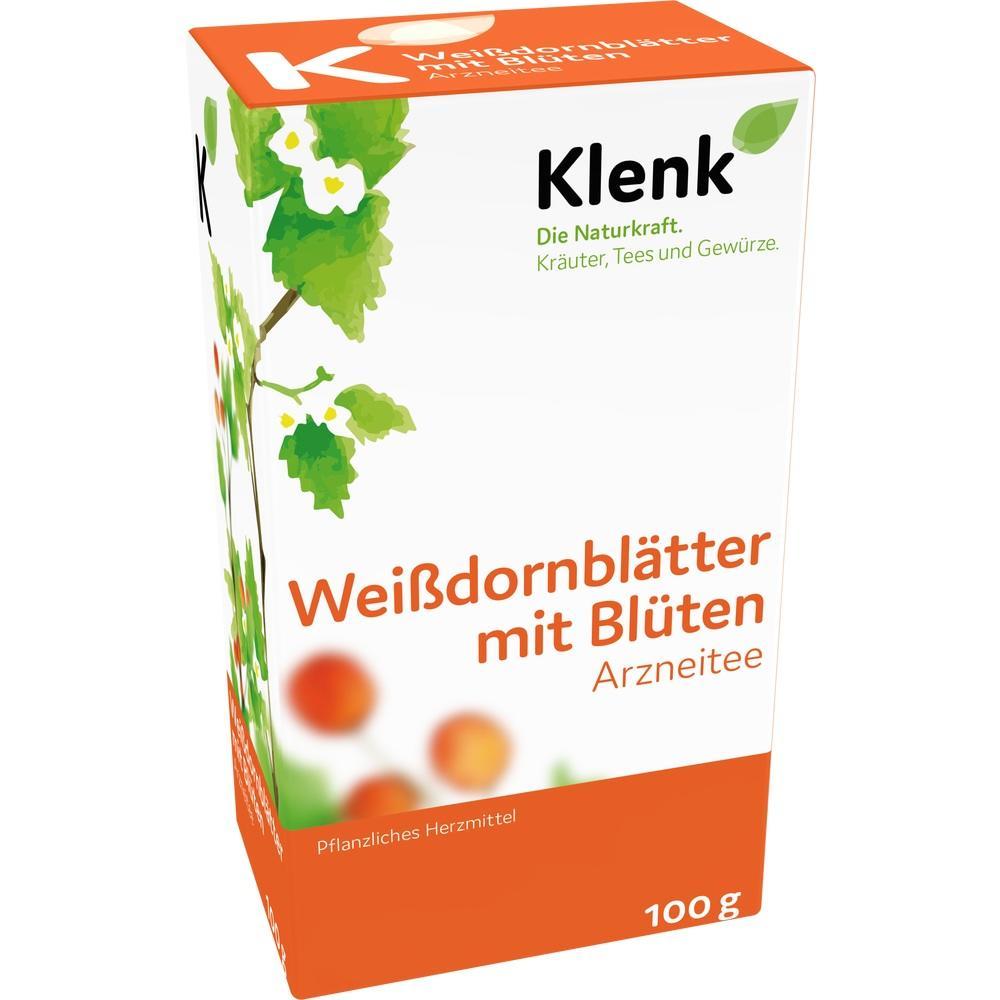 WEISSDORNBLÄTTER m.Blüten Tee