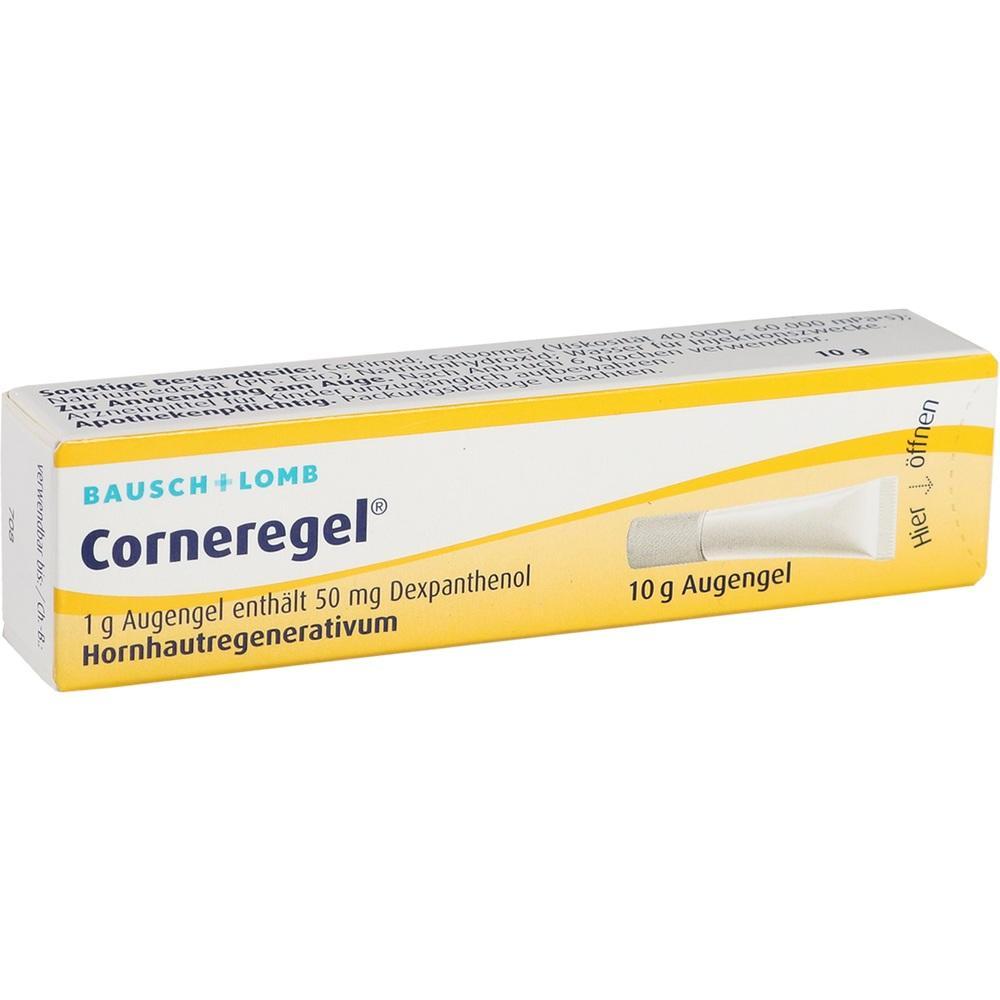 CORNEREGEL Augengel